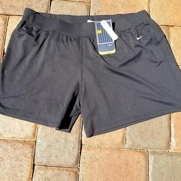nike shorts 90 polyester 10 spandex